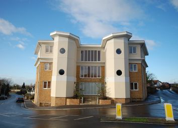 Thumbnail 2 bed flat for sale in Carlton Court, The Bridge Approach, Whitstable
