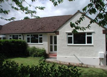 Thumbnail 2 bed semi-detached bungalow to rent in Greys Road, Henley-On-Thames, Oxfordshire