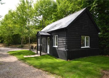 Thumbnail 1 bed detached bungalow to rent in Thaxted Road, Wimbish, Saffron Walden