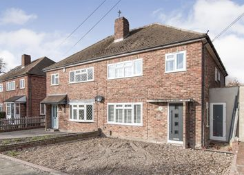 Thumbnail 4 bedroom semi-detached house for sale in Windsor Drive, Orpington, Kent