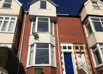 Thumbnail 6 bed semi-detached house to rent in Sylvan Road, Exeter