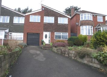 Thumbnail 4 bed link-detached house for sale in Stourbridge, Amblecote, Brettell Lane