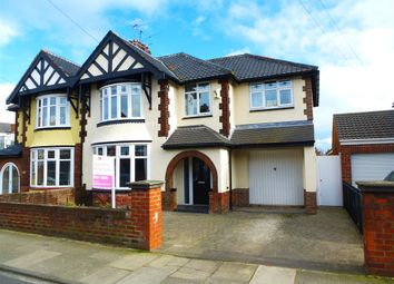 Thumbnail 3 bedroom semi-detached house for sale in Linden Grove, Hartlepool