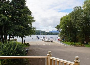 Thumbnail 3 bedroom mobile/park home for sale in Lakeside 6, White Cross Bay, Windermere, Cumbria