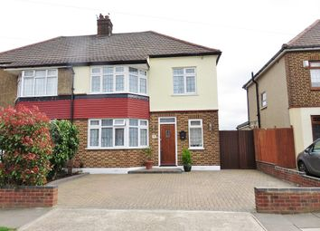 Thumbnail 3 bed semi-detached house for sale in Carlton Road, Woodside, Grays