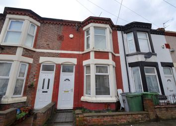 Thumbnail 3 bedroom terraced house to rent in Lea Road, Wallasey