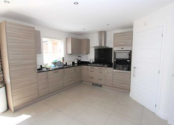Thumbnail 4 bed detached house to rent in Walker Close, Swanscombe