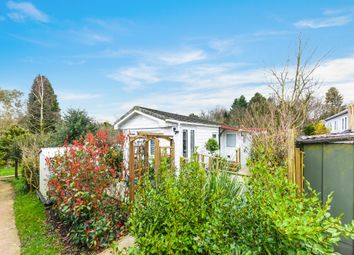 Thumbnail 1 bed mobile/park home for sale in Orchard Mobile Home Park, Ashurst Drive, Tadworth