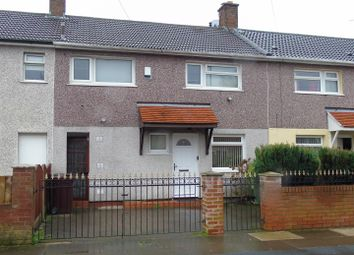 Thumbnail 3 bedroom terraced house for sale in Norbury Road, Kirkby, Liverpool