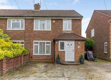 Thumbnail 2 bedroom semi-detached house for sale in Worcester Road, Uxbridge