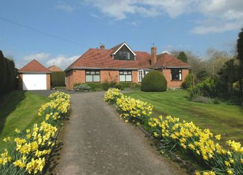 Thumbnail 4 bed detached house for sale in Woodleigh Road, Ledbury