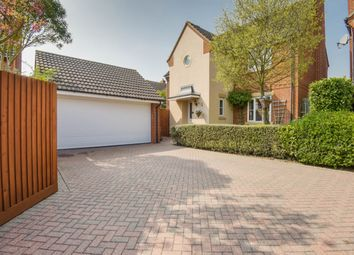 Thumbnail 4 bed detached house for sale in Cypress Court, Dunmow, Essex