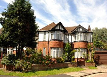 Thumbnail 4 bedroom detached house for sale in Somerset Gardens, Lewisham, London