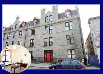 Thumbnail 2 bed flat to rent in Nelson Street, Aberdeen