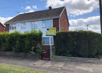 Thumbnail 3 bed semi-detached house to rent in 2 Crane Drive, Kimberworth