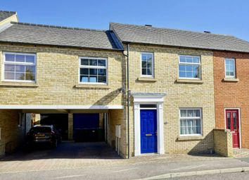 Thumbnail 3 bedroom terraced house to rent in Bakers Link, Eynesbury, St. Neots
