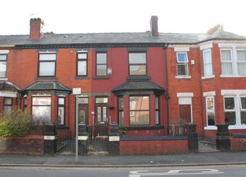 Thumbnail 3 bed terraced house to rent in Church Lane, Manchester