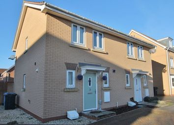 Thumbnail 3 bed terraced house to rent in Parkland Crescent, Kingswood, Hull