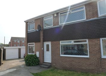 Thumbnail 5 bed end terrace house for sale in Crown Close, Dewsbury