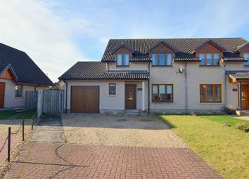 3 bed semi-detached house for sale in 11 Old Bar View, Nairn IV12