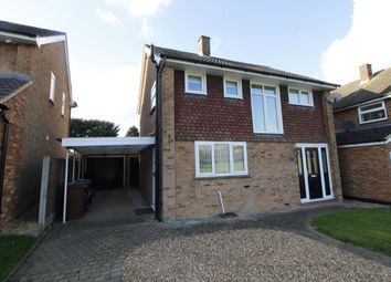 Thumbnail 3 bed detached house to rent in Waysbrook, Letchworth Garden City