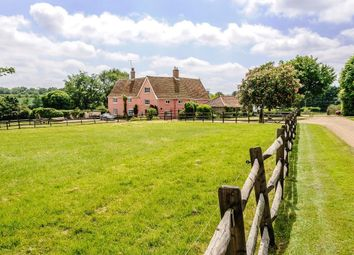 Thumbnail 5 bedroom detached house for sale in Chediston, Halesworth