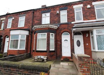 Thumbnail 3 bed terraced house for sale in Canal Bank, Eccles, Manchester
