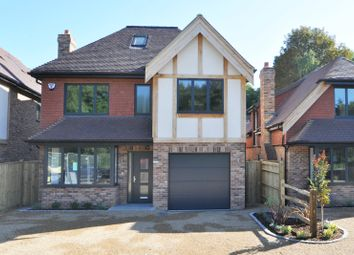 Thumbnail 4 bed detached house for sale in New Build 4/5 Bed Houses, Old London Road, Old London Road, Sevenoaks