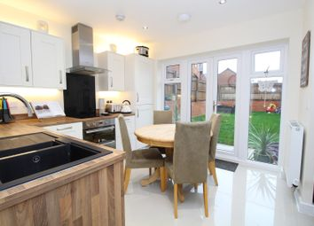Thumbnail 2 bedroom semi-detached house for sale in Rogers Way, Buckingham