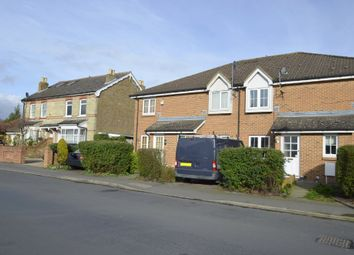 Thumbnail 1 bedroom terraced house to rent in Oaks Road, Stanwell, Surrey