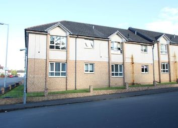 Thumbnail 2 bed flat for sale in Connelly Place, Motherwell, North Lanarkshire