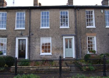 Thumbnail 2 bedroom terraced house to rent in Brunswick Terrace, Cambridge