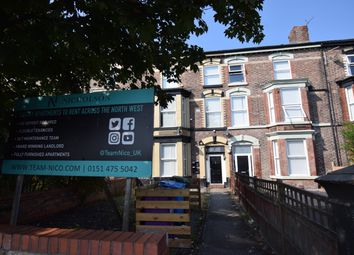 Thumbnail 2 bed flat to rent in Laurel Road, Liverpool