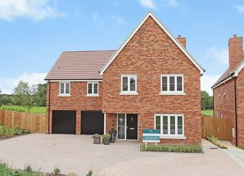 Thumbnail 5 bed detached house for sale in Pampisford Road, Great Abington, Cambridge