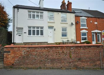 Thumbnail 3 bed terraced house for sale in Village Road, Northop Hall, Mold