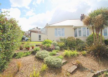 Thumbnail 2 bedroom semi-detached bungalow for sale in Swaindale Road, Peverell, Plymouth