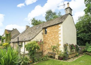 Thumbnail 2 bed cottage for sale in Bledington, Oxfordshire