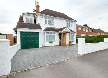 Thumbnail 4 bedroom detached house for sale in Silver Fox Crescent, Woodley, Reading, Berkshire