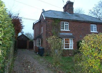 Thumbnail 3 bed property to rent in Mill Green, Horseheath, Cambridge