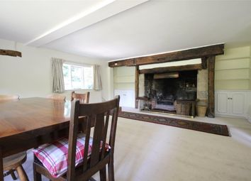 Thumbnail 3 bedroom cottage to rent in Newton Valence, Alton