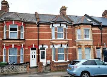 Thumbnail 3 bed terraced house for sale in St Johns Road, Exeter, Devon