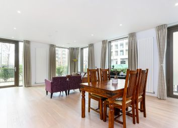 Thumbnail 4 bed flat for sale in Kelson House, Royal Wharf, London