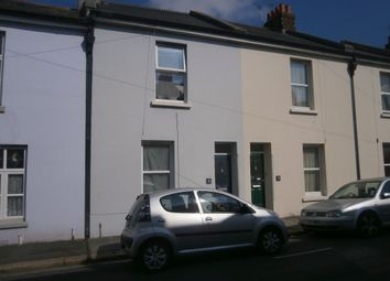 Thumbnail 2 bed terraced house to rent in Commercial Street, Coxside, Plymouth