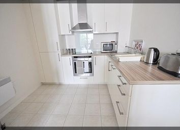 Thumbnail 1 bedroom flat to rent in Freedom Quay, Railway Street, Hull Marina