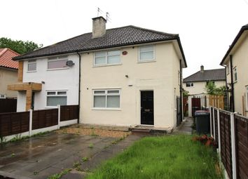 Thumbnail 4 bedroom semi-detached house for sale in Oaklands Road, Salford