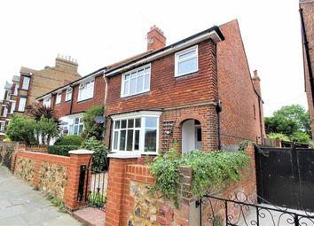 Thumbnail 3 bed semi-detached house for sale in Ellington Road, Ramsgate