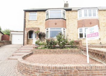 3 bed semi-detached house for sale in Sandbanks Drive, Hartlepool TS24