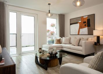 """""""St Pier Court"""" at 1 Academy House, Thunderer Street, London E13. 3 bed flat for sale"""