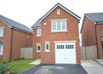 Thumbnail 4 bed detached house for sale in Lea Green Drive, Blackpool