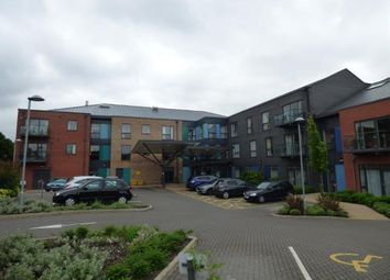 Thumbnail 2 bed flat for sale in Greenwich Drive North, Derby, Derbyshire